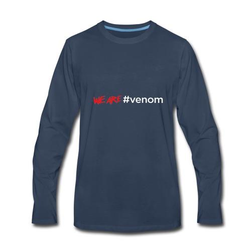 venom - Men's Premium Long Sleeve T-Shirt