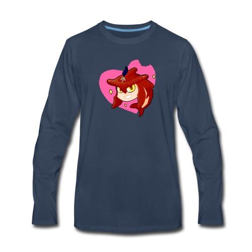 Shark Prince - Men's Premium Long Sleeve T-Shirt