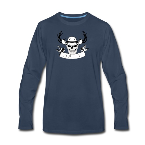 slightly salted - Men's Premium Long Sleeve T-Shirt