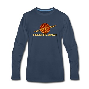 Pizza Planet toys merch - Men's Premium Long Sleeve T-Shirt