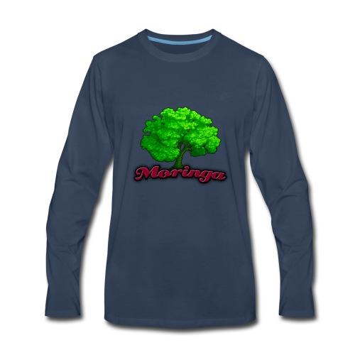 Moringa Games Mug - Men's Premium Long Sleeve T-Shirt
