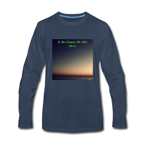 You are unique - Men's Premium Long Sleeve T-Shirt