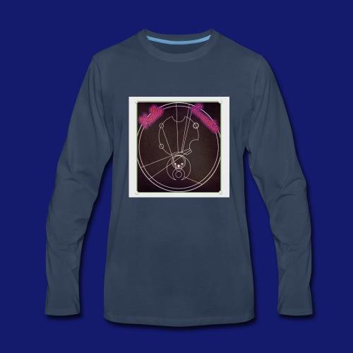 Gallifreyan Sweetie - Men's Premium Long Sleeve T-Shirt