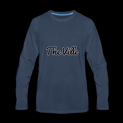 Sean pollard the ville - Men's Premium Long Sleeve T-Shirt