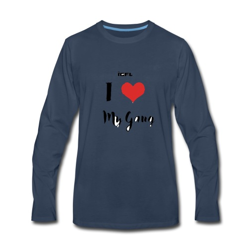 il Gang Brand Merch - Men's Premium Long Sleeve T-Shirt