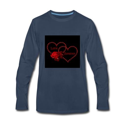 IMG 20180809 024411 - Men's Premium Long Sleeve T-Shirt