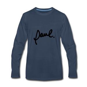 download 1 - Men's Premium Long Sleeve T-Shirt