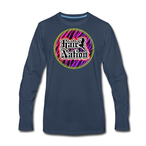 Hair Nation - Men's Premium Long Sleeve T-Shirt