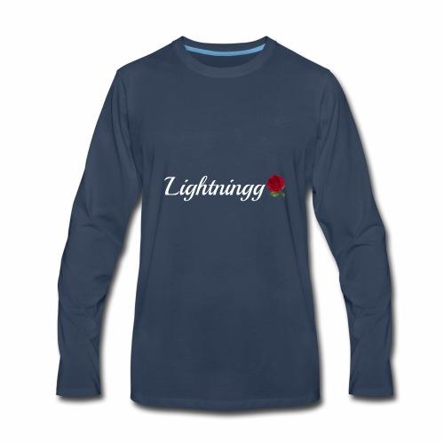 LightningMerch2 - Men's Premium Long Sleeve T-Shirt