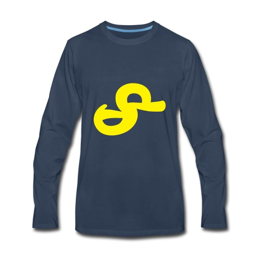 Duck - Men's Premium Long Sleeve T-Shirt