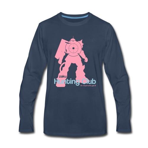Zaku Hunting Club - Men's Premium Long Sleeve T-Shirt