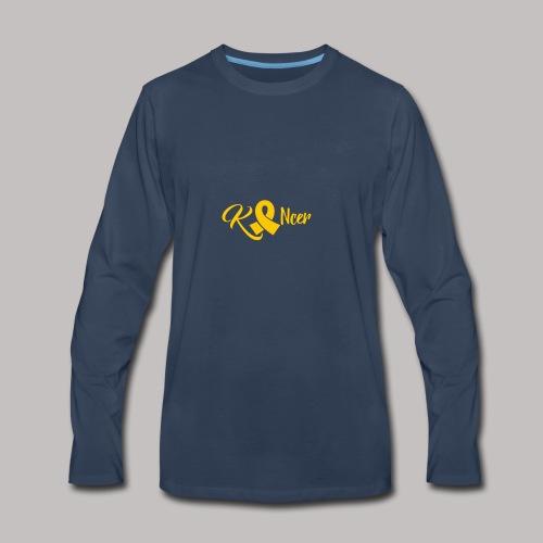 Kancer - Men's Premium Long Sleeve T-Shirt