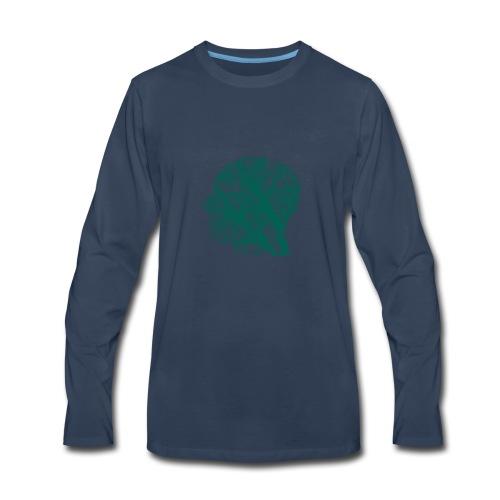Minds Branches - Men's Premium Long Sleeve T-Shirt