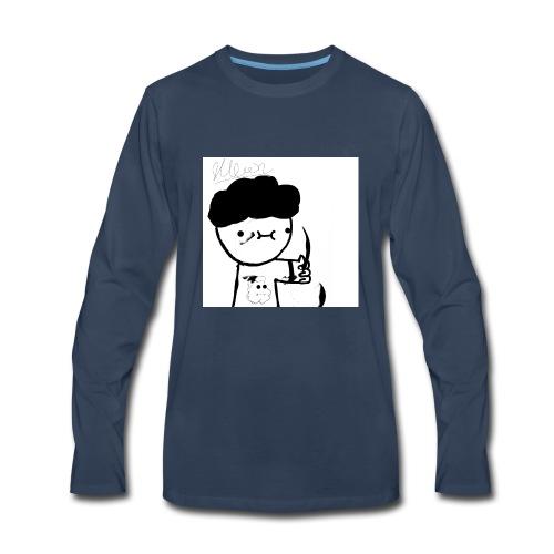 d71d879b caf1 4a58 afd3 76ca61c6e4a5 1 2 - Men's Premium Long Sleeve T-Shirt