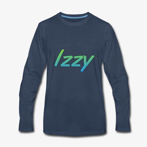Izzy - Men's Premium Long Sleeve T-Shirt