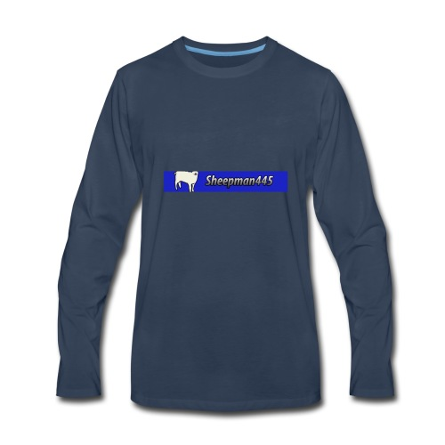 That is my logo - Men's Premium Long Sleeve T-Shirt