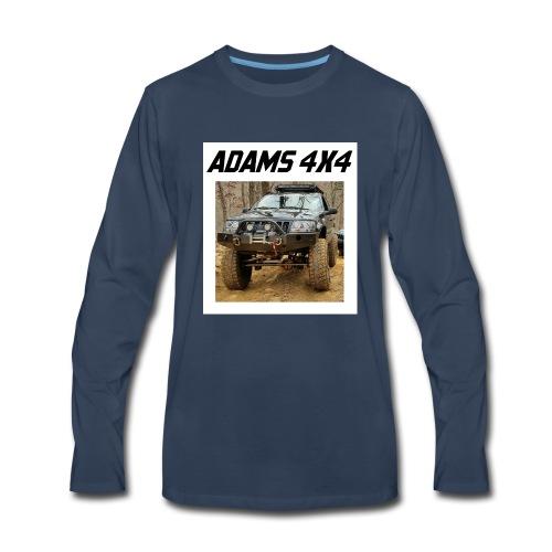 Adams4x4_Tshirt_1 - Men's Premium Long Sleeve T-Shirt