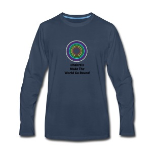 Chakra - Men's Premium Long Sleeve T-Shirt