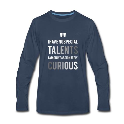 I have no special talents - Men's Premium Long Sleeve T-Shirt
