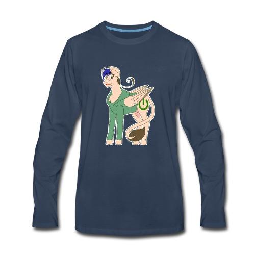 Official Avatar - Men's Premium Long Sleeve T-Shirt