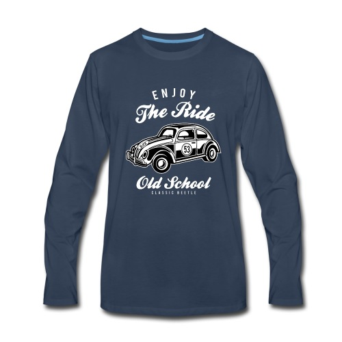 Enjoy The Ride - Men's Premium Long Sleeve T-Shirt