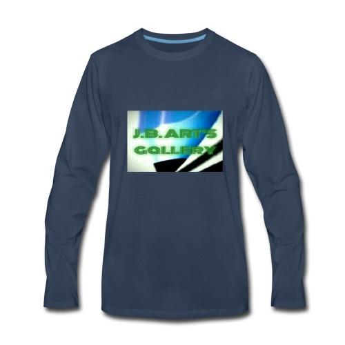 J.B ART'S gallery - Men's Premium Long Sleeve T-Shirt