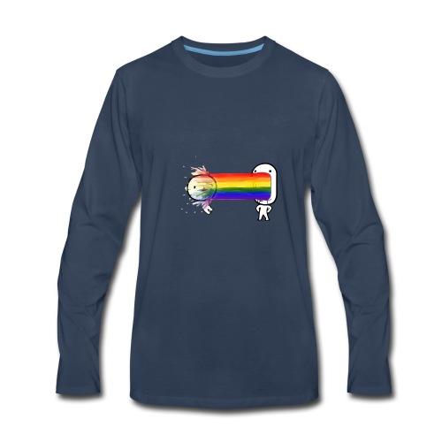 i need to spew - Men's Premium Long Sleeve T-Shirt