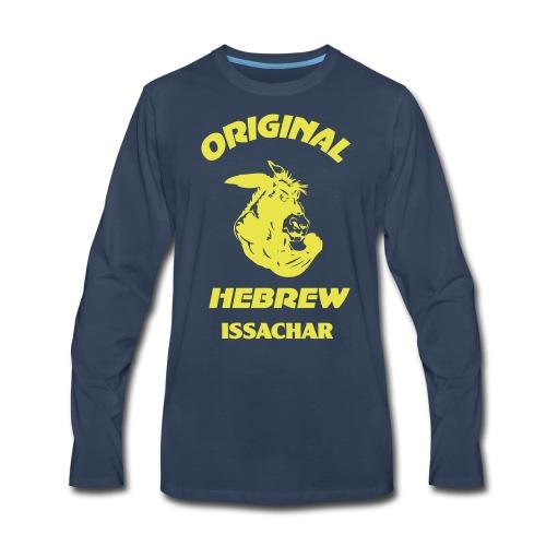 ISSACHAR - Men's Premium Long Sleeve T-Shirt