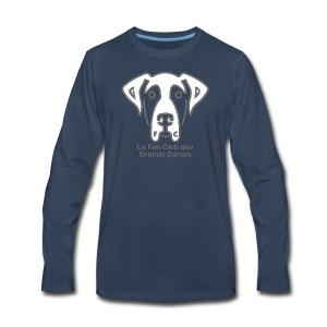 Fan Club - T-shirt Premium à manches longues pour hommes