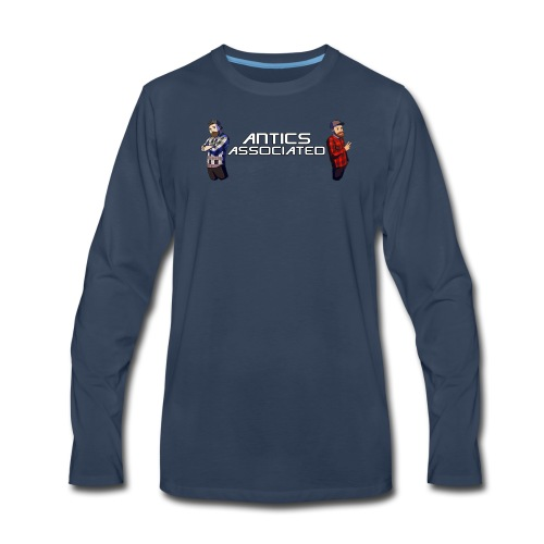 The Antics Crew - Men's Premium Long Sleeve T-Shirt