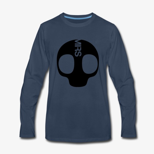 MIRS Original Logo - Men's Premium Long Sleeve T-Shirt