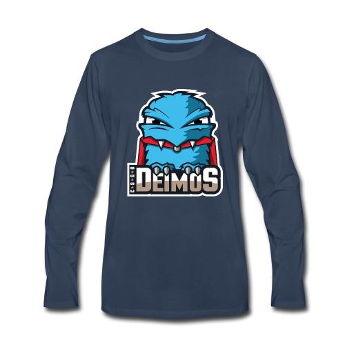 Deimos Logo Phone Case - Men's Premium Long Sleeve T-Shirt