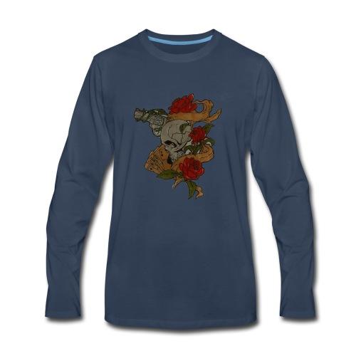 great american west - Men's Premium Long Sleeve T-Shirt