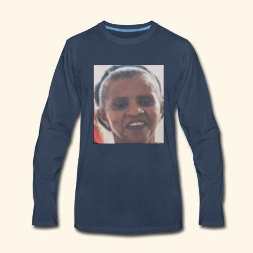 african roz - Men's Premium Long Sleeve T-Shirt
