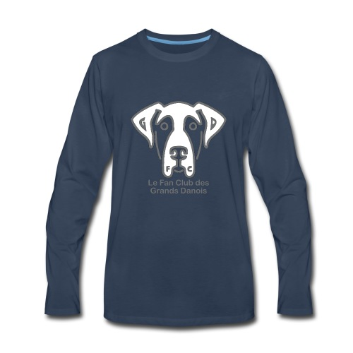 Fan Club - Men's Premium Long Sleeve T-Shirt