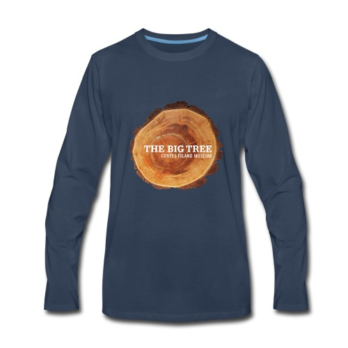 The Big Tree - Men's Premium Long Sleeve T-Shirt