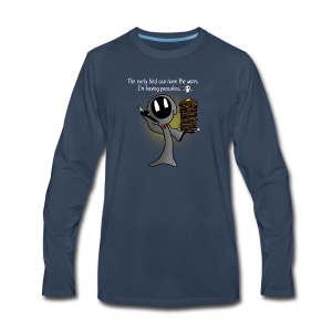 Early Bird - Men's Premium Long Sleeve T-Shirt