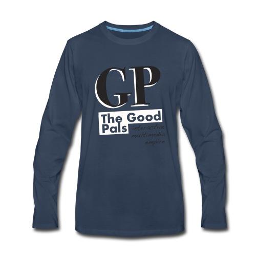 High Fashion Good Pals Action - Men's Premium Long Sleeve T-Shirt