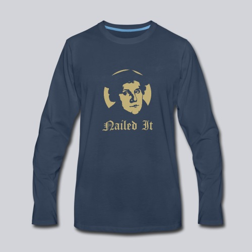 The Luther 500 - Men's Premium Long Sleeve T-Shirt