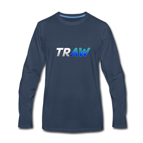 Traw - Men's Premium Long Sleeve T-Shirt