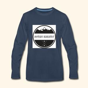 Ayman Babamir - Men's Premium Long Sleeve T-Shirt