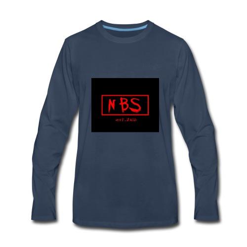 NBS phonecase - Men's Premium Long Sleeve T-Shirt