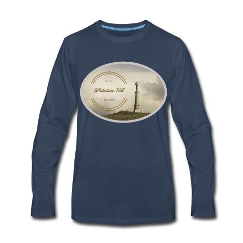 Whitestone Hill Farm Mysteries - Men's Premium Long Sleeve T-Shirt