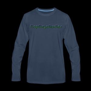 flopninjastudios - Men's Premium Long Sleeve T-Shirt