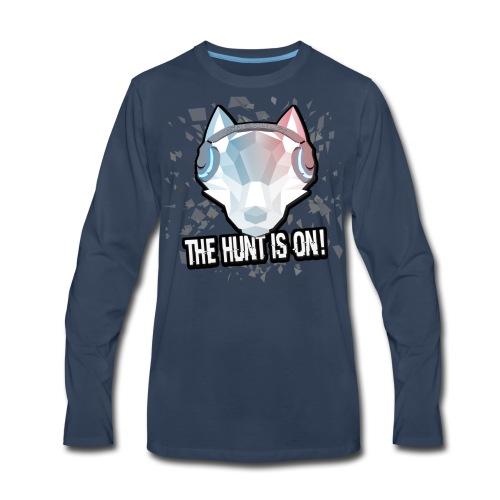 The Hunt is on! - Men's Premium Long Sleeve T-Shirt
