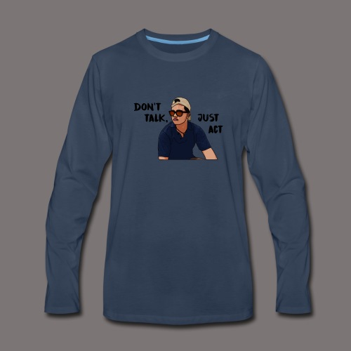Javi's Youtube Merch - Men's Premium Long Sleeve T-Shirt