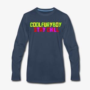 CoolFuryBoy - Men's Premium Long Sleeve T-Shirt