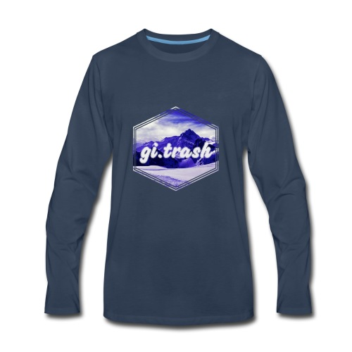 gi.trash - Men's Premium Long Sleeve T-Shirt
