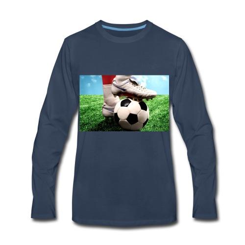 Let's Football 2018 - Men's Premium Long Sleeve T-Shirt