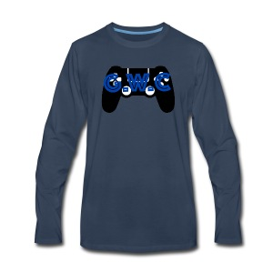 GamingWithCade Profile Picture - Men's Premium Long Sleeve T-Shirt